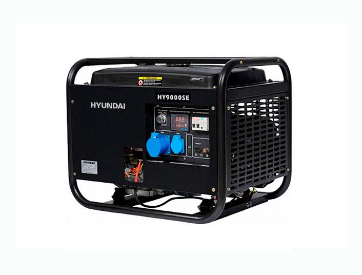 Hyundai HY10000L(E) / 1 ph - Hyundai HY10000L(E)-3 / 3 ph - Hyundai HY10000LE-T / 1-3 ph