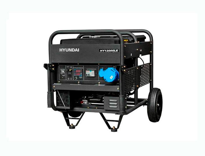 Hyundai HY15000LE / 1 ph - Hyundai HY15000LE-3 / 3 ph - Hyundai HY15000LE-T / 1-3 ph