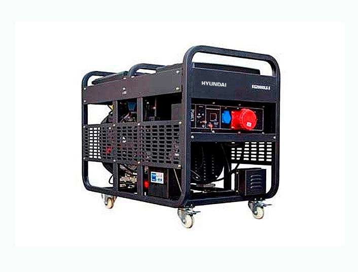 Hyundai KG20000LE / 1 ph - Hyundai KG20000LE-3 / 3 ph