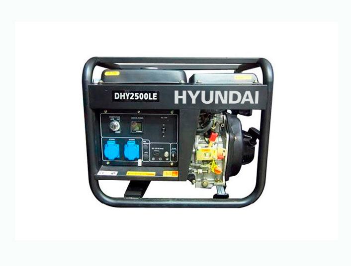Hyundai DHY2500L - Hyundai DHY2500L(E)