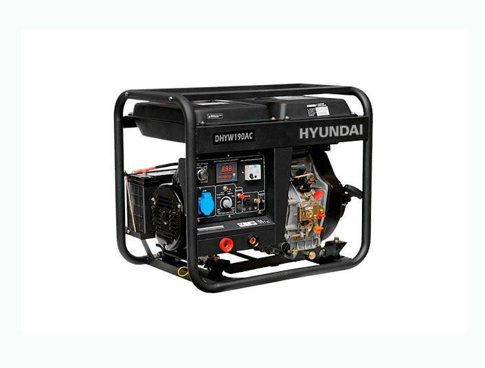 Дизельный сварочный агрегат Hyundai DHYW190AC